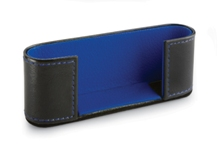 Desktop Card Holder - Available in Blue, Lime or Red