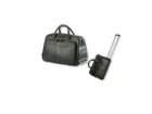Overnight Leather Trolley Bag - Available in various colours