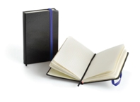 Strappy Mini Notebook - Blue