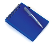 Mini Notebook-Royal Blue