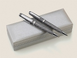 Bettoni Davinci Twist Pen and Pencil Set