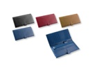 PU Travel Wallet - Available in various colours