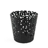 Waste Paper Dustbin. Numbers Design - Avail in Black or White