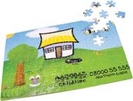126 piece puzzle - Can be branded - Min Order 100