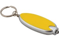 LED Keyholder - Available: black, blue, green, red, yellow