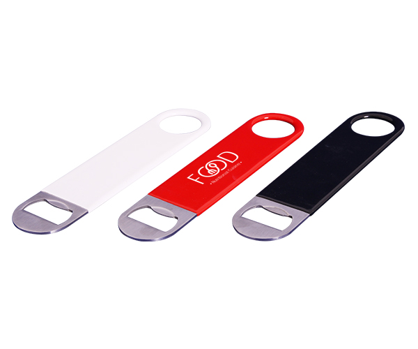 Boston Bottle Opener - Avail in: Black, White, Red, Green, Blue