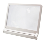 Magna Screen Enlarger Technology - Availe in:White