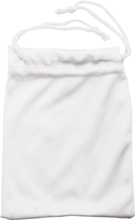 Microfibre Cleaning Pouch Technology - Availe in:White or Black