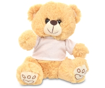 Sam Plush Teddy Bear
