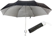 Casey Compact Umbrella Outdoor and Recreation - Availe in:Black,