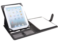 Universal Tablet Cover - PU Material - Black - Suitable for most