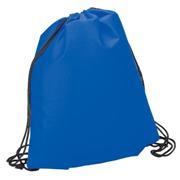 Drawstring Bag - Non-Woven - Royal Blue