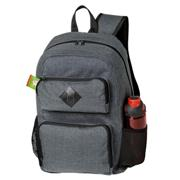 Melange Snow Canvas Backpack