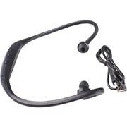 Bluetooth Sports HeadphonesBlackBlack