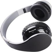 Bluetooth Executive HeadphonesBlackBlack