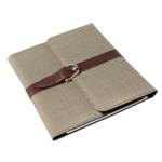 Out of Africa A5 Notebook - Available in: Khaki