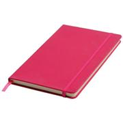 A5 Luxury PU NotebookWhite, Pink, Blue, Pale Blue, Yellow, Purpl