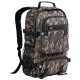 Survival Backpack - Camo or Khaki