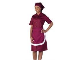 Domestic Garments Maroon