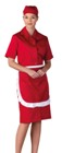 Domestic Garments Red