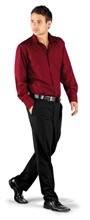 Biz Collection Metro Long Sleeve Shirt - Men