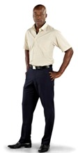 Biz Collection Metro Short Sleeve Shirt - Men