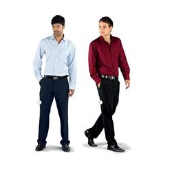 Biz Collection Jenings Flat Front Pants - Men