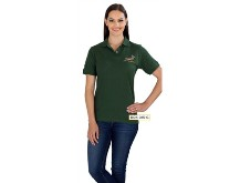 Ladies Springbok Polo - Available in Green or White