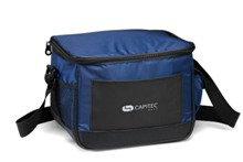 Frostbite 6-Can Cooler - Available in Black, Blue, Red, Navy or