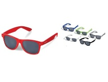 Cosmos Sunglasses - Available in Black, Blue, Lime, Grey, White