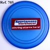 220mm Customizable Frisbee medium 85gsm