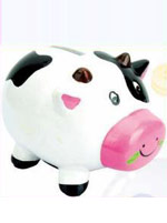 Money Box / Piggy Bank - Design 7