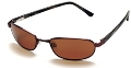 Serengeti Padova Henna Driver Polarised Sunglasses