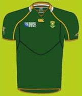 Rugby World Cup Supporters Replica Shirt - Min order 10 Units