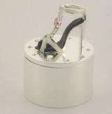 Trinket Box with Bling and Black Shoe 7.5 * 5cm
