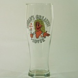 Beer Glass - Worlds Greatest Lover - 690ml