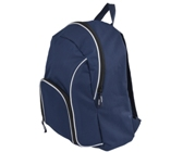 Zac Back Pack - Avail in: Black, Blue