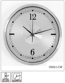 Fully customisable Wall Clock - Design 12 - Manufactured to orde