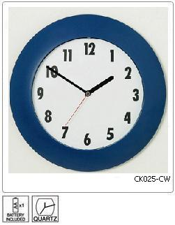 Fully customisable Wall Clock - Design 26 - Manufactured to orde