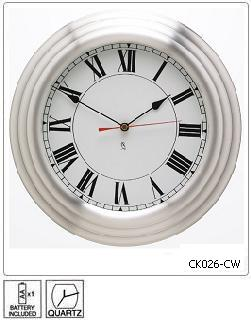 Fully customisable Wall Clock - Design 27 - Manufactured to orde