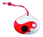 Shower radio Red