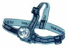 Mini LED & Krypton Headlamp (322)
