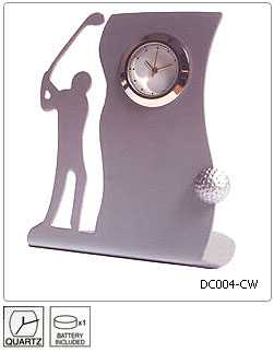 Fully customisable Desk Clock - Design 4 - Manufactured to order