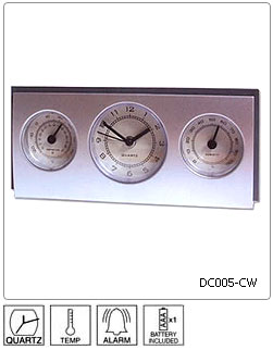 Fully customisable Desk Clock - Design 5 - Manufactured to order