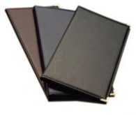Leather Photo Album - 96 Photos - Available in Burgandy, Blue or