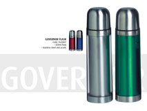 Govenor 350ML SS FLASK - assorted colours