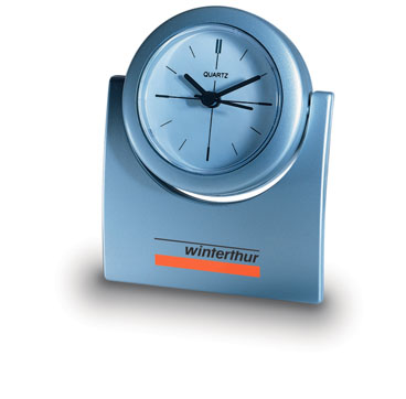 Mobile clock with spining feature - Plastic