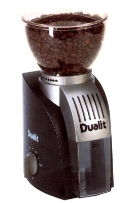 dualit el60 conical burr coffee grinder. Black Bedroom Furniture Sets. Home Design Ideas