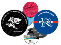 Magnetic Licence Disc