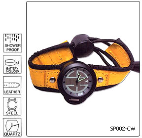 Fully customisable Sports Wrist Watch - Design 2 - Manufactured